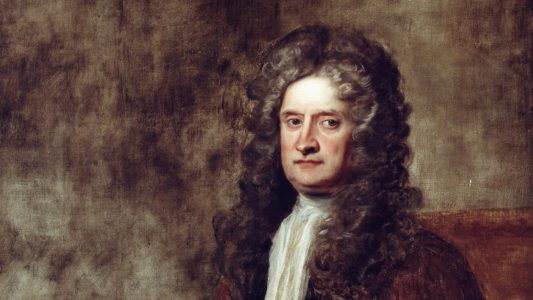 Wer war Isaac Newton?