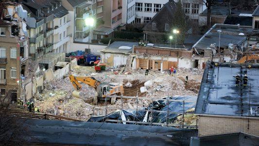 03. März 2009 – Der Einsturz des Kölner Stadtarchivs