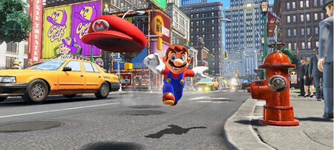 Klicktipp: Super Mario und die magische Mütze