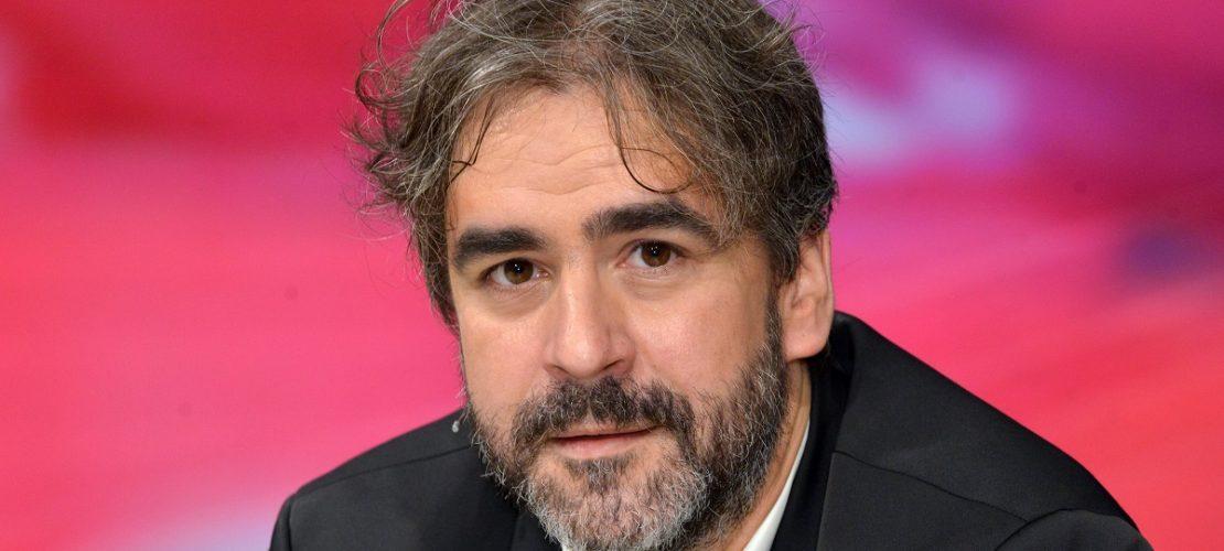 Der Türkei-Korrespondent der «Welt», Deniz Yücel, aufgenommen am in Berlin während der ZDF-Talkshow «Maybrit Illner». (Foto: dpa)