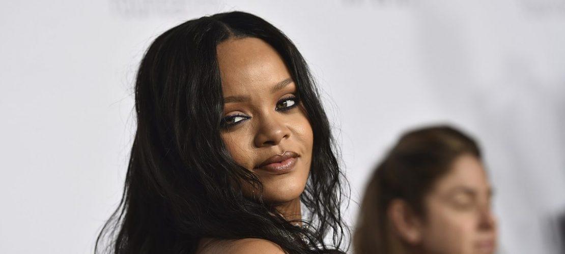 Rihanna kommt am 14.09.2017 in New York (USA) zum 3. «Annual Diamond Ball», einer Wohltätigkeitsveranstaltung. Foto: Evan Agostini/Invision/AP/dpa)