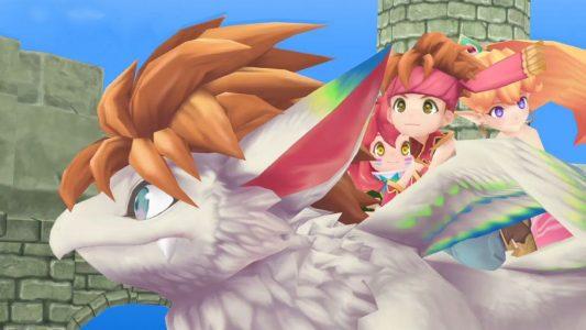 Ein Klassiker ist zurück und darf ausprobiert werden: Secret of Mana wurde ursprünglich für Super Nintendo erfunden und wurde jetzt für die PlayStation 4 neu aufgelegt. (Foto: Square Enix)