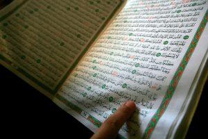So sieht ein Koran aus. (Bild: dpa)