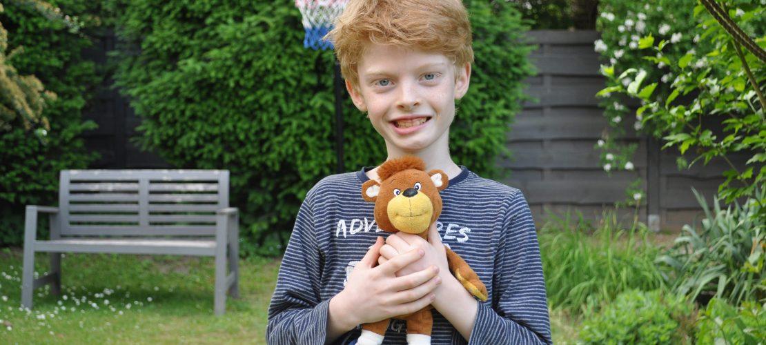 Jakob ist acht Jahre alt und hat eine neue Niere bekommen. (Foto: Jennifer Wagner)