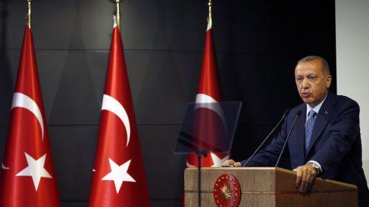 Recep Tayyip Erdogan hat die Wahl in der Türkei gewonnen und bleibt Staatspräsident. (Foto: dpa)