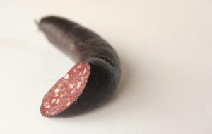 Die Flönz ist eine Blutwurst aus Köln. (Foto: Stefan Worring)