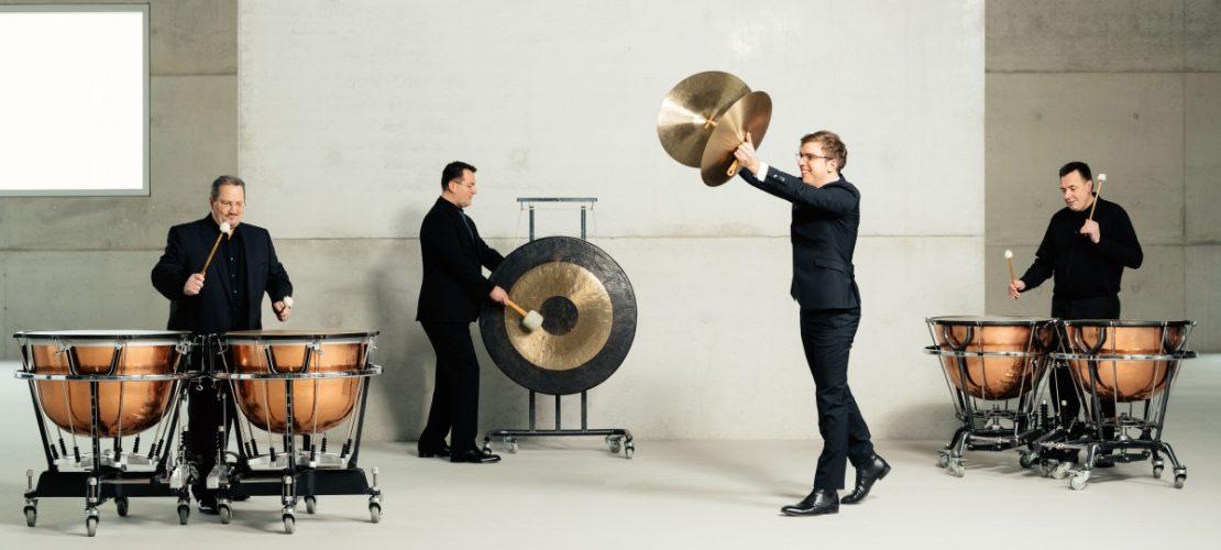 """Das Kammerkonzert des """"WDR Sinfonieorchester"""" """"Percussion Power"""" ist völlig anders als andere Konzerte. (Foto: Tillmann Franzen/WDR)"""