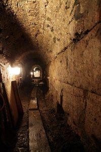 Die Römer in Köln waren sehr gewiefte Architekten, sie bezogen ihr Wasser aus der Eifel und hatten auch Abwasserkanäle - wie hier zu sehen. (Foto: Archiv)