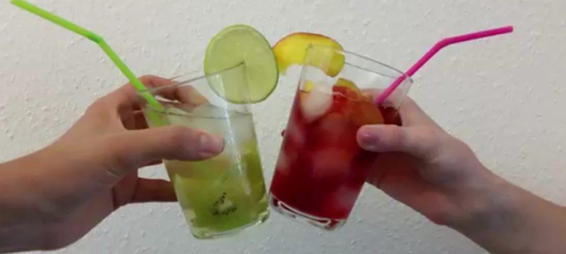 DIY-Video: So kannst du leckeren Eistee selbst machen