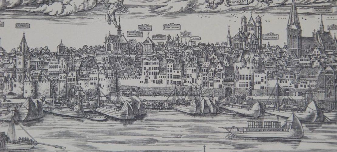 In Köln lebten im Mittelalter viele Händler, die der Stadt einen großen Reichtum bescherten. (Foto: Stefan Worring)