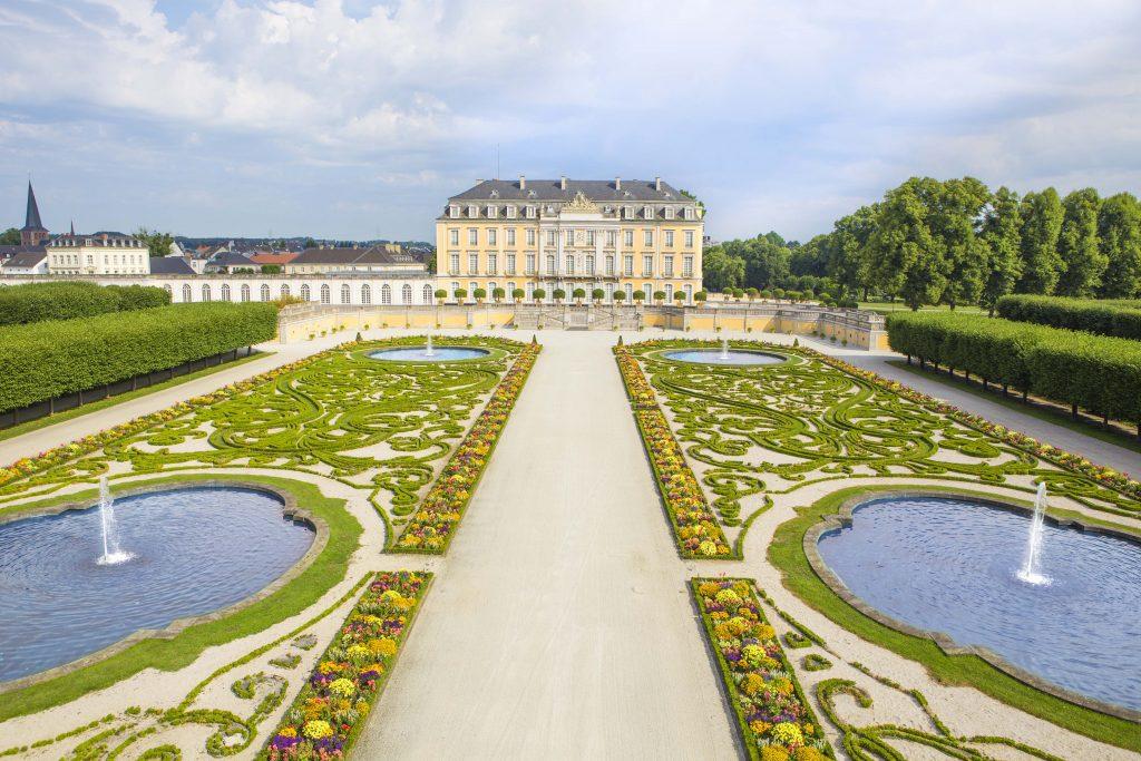 Schloss Augsutusburg (Foto: Horst Gummersbach)