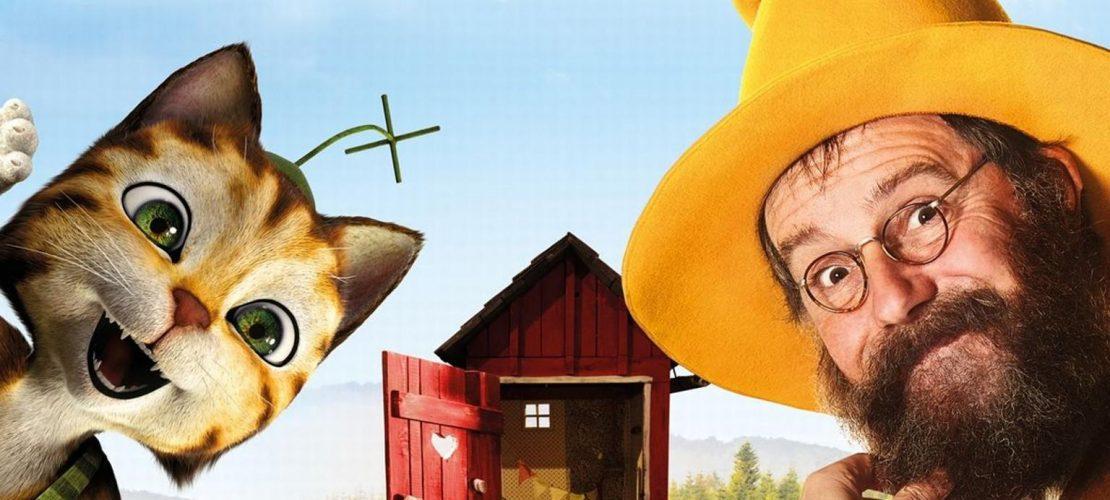 Film Der Kater wird erwachsen – Pettersson-Schauspieler Stefan Kurt erzählt, wie das ist. (Bild: Verleih)