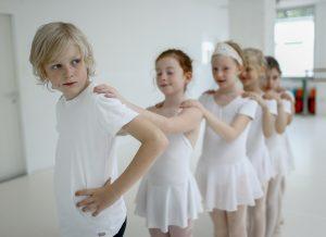 Wenn Jungs Ballett tanzen... sind die Mädchen manchmal ganz schön nervig... (