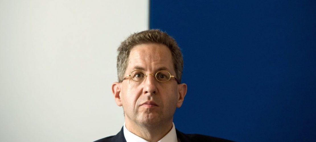 Chef des Bundesverfassungsschutzes Hans-Georg Maaßen