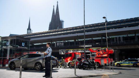 Geiselnahme am Kölner Hauptbahnhof