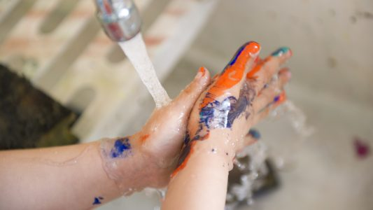 Welttag des Händewaschens