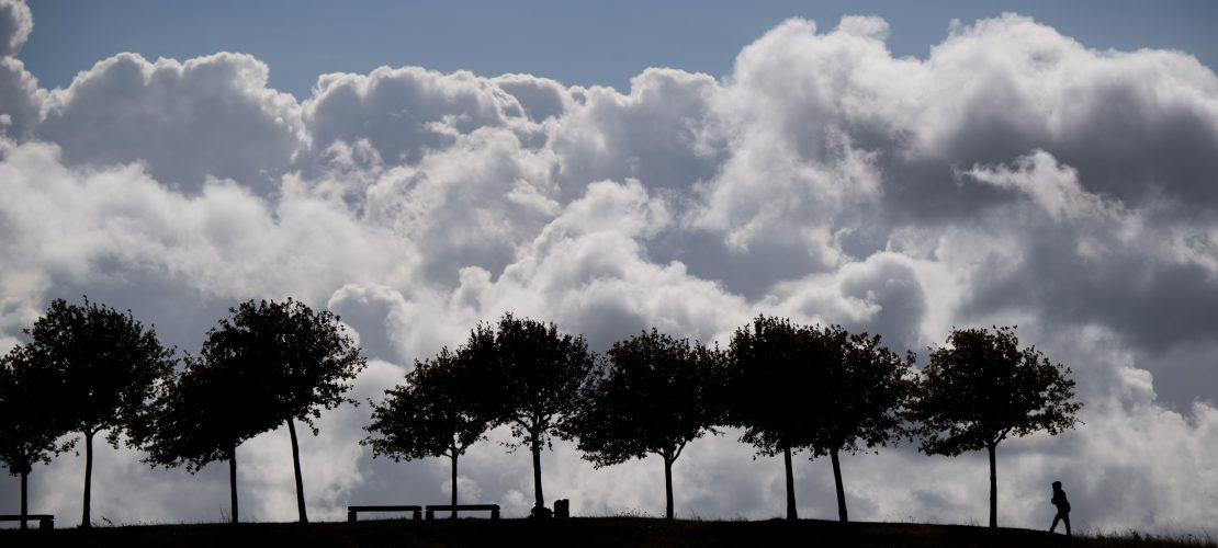 Mit Regen und Sturm in die Herbstferien