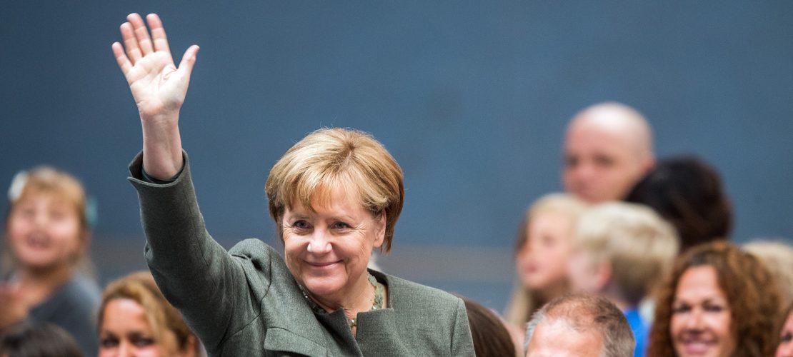 Wer wird die neue Angela Merkel?