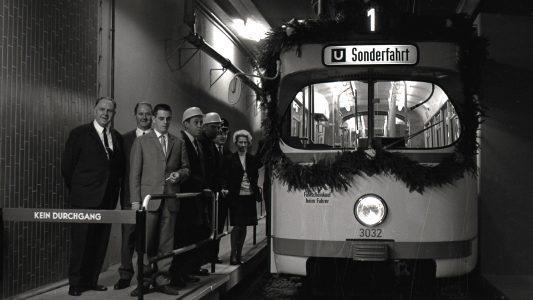Wie aus der Straßenbahn ein U-Bahn wurde