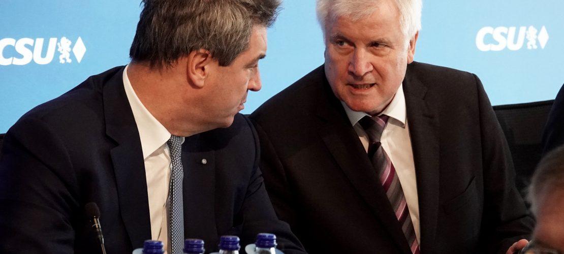 Bayern nach den Wahlen – Alleine regieren geht nicht mehr.