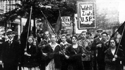 Frauenwahlrecht – gibt es erst seit 100 Jahren