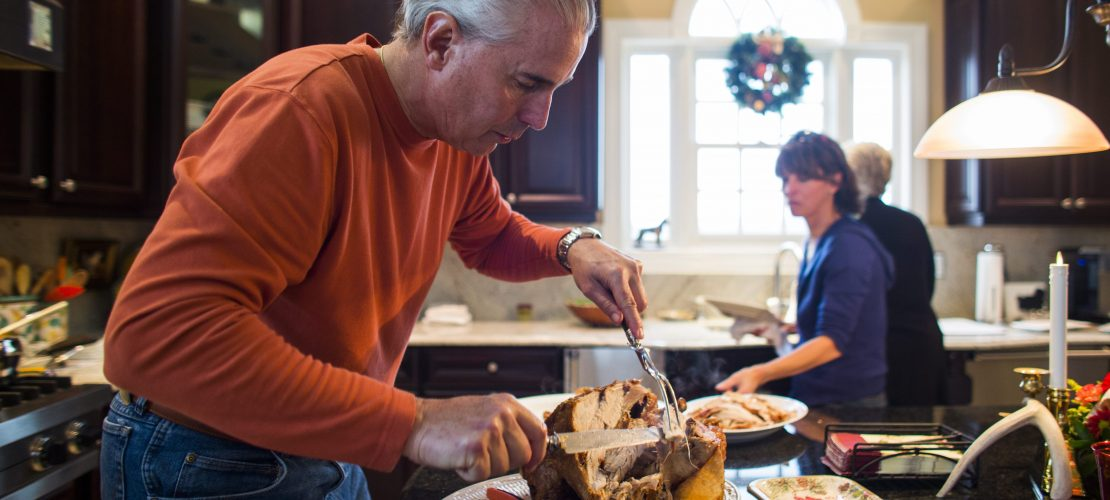 Thanksgiving – Ein großes Festessen mit der Familie