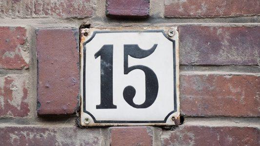 Adventskalender – Tür 15