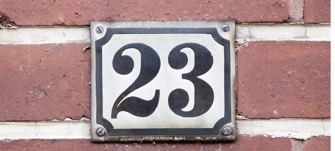 Adventskalender – Tür 23
