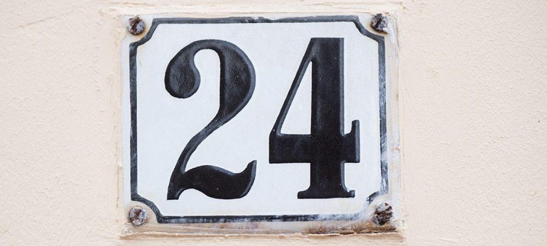 Adventskalender – Tür 24