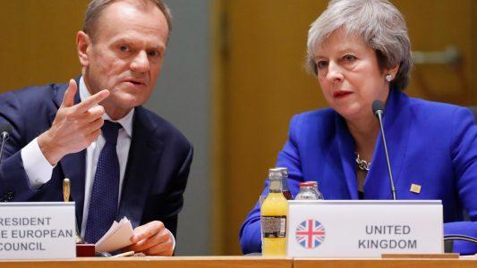 Viel Stress für Theresa May – Der Brexit