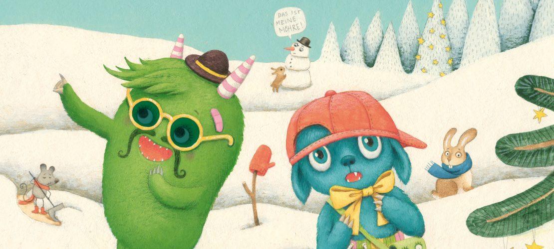 Unsere monstermäßige Weihnachtsgeschichte – zweiter Teil