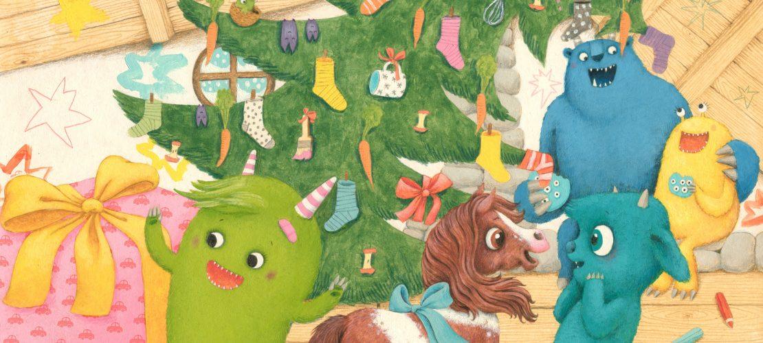 Unsere monstermäßige Weihnachtsgeschichte – vierter und letzter Teil