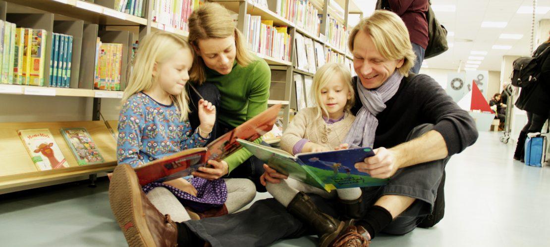 Zu Besuch in der Kölner Stadtbibliothek