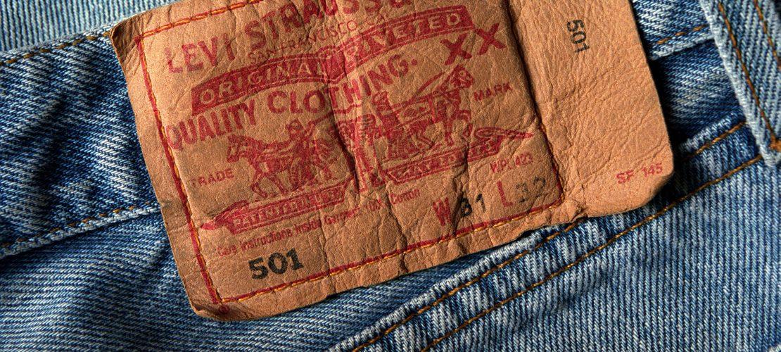 Levi Strauss machte die Jeans weltberühmt