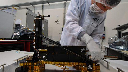 HP3 – Ein Roboter gräbt auf dem Mars