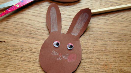 Hasenparade – Bastle dir eine Girlande zu Ostern