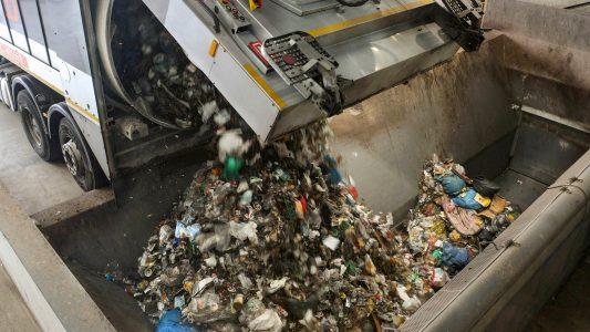 Müll und andere wertvolle Rohstoffe
