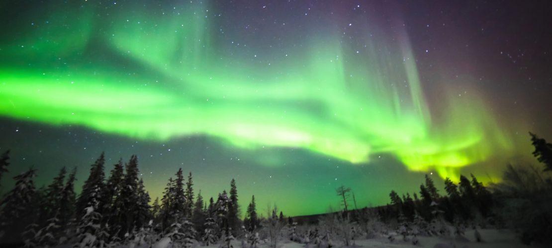 Schwitzen und staunen – Finnland