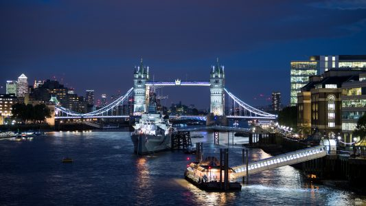 Happy Birthday, Tower Bridge!
