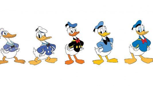 Tollpatschig, liebenswert, frech – Donald Duck