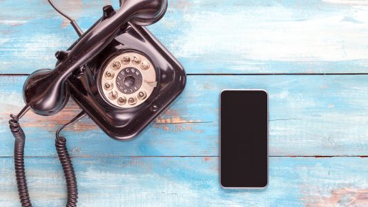 Hallo, wer spricht da? – Das Telefon