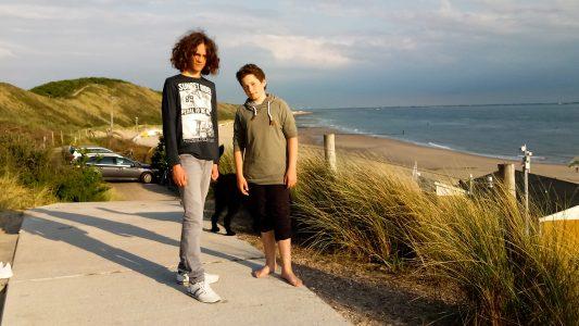 Zwei Tage Schule in den Niederlanden