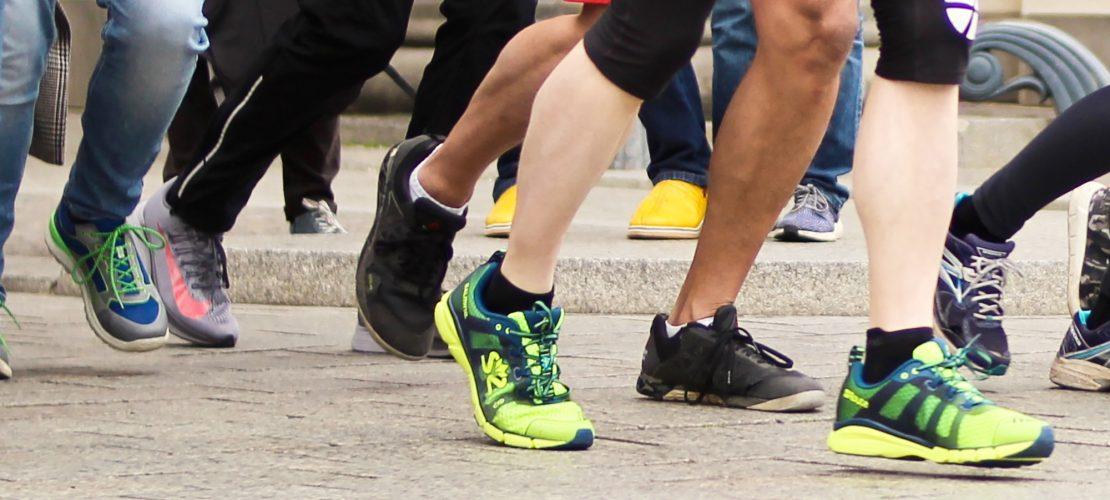 """Jeden Tag ein Marathon – Norman Büchers """"7 continents"""""""