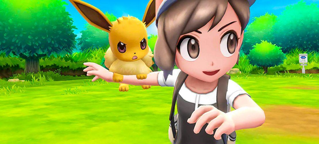 "Zockerecke – ""Pokémon – Let's Go Pikachu/Evoli"""