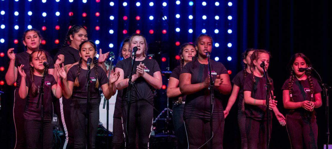 Singen für mehr Gleichberechtigung