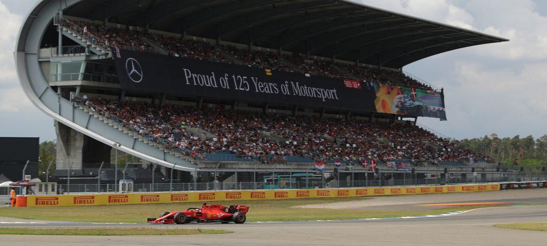 Auf die Plätze, fertig , los! Die Formel-1 in Deutschland