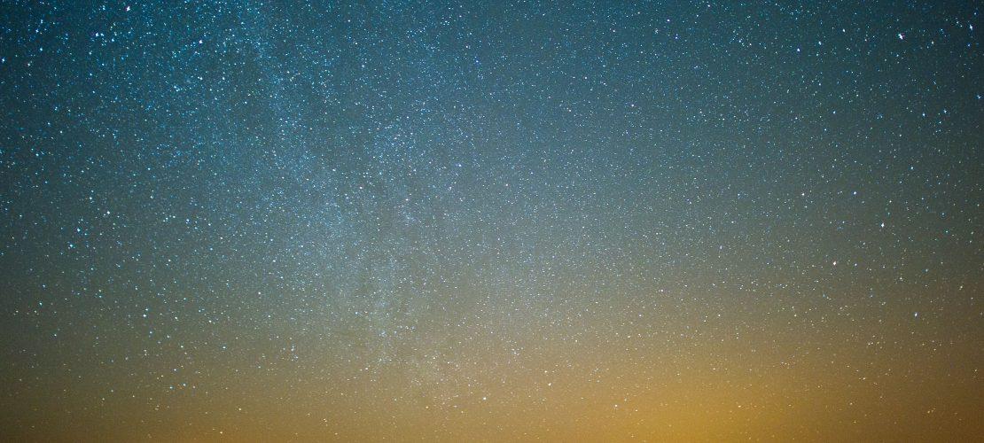 Besonderer Sternen-Staub