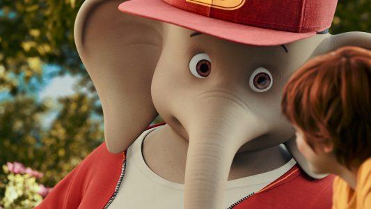 Törööö – ein ganz bekannter Elefant kommt ins Kino