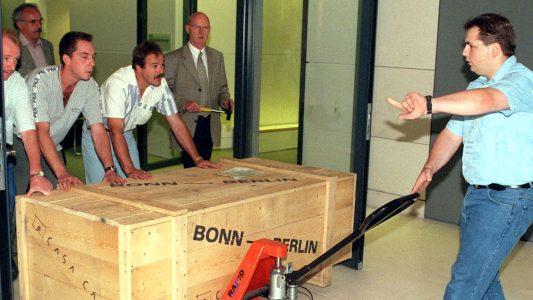 Als die Politiker von Bonn nach Berlin zogen