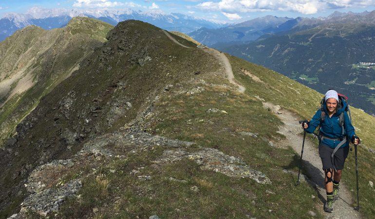 Komm, wir laufen über die Alpen!